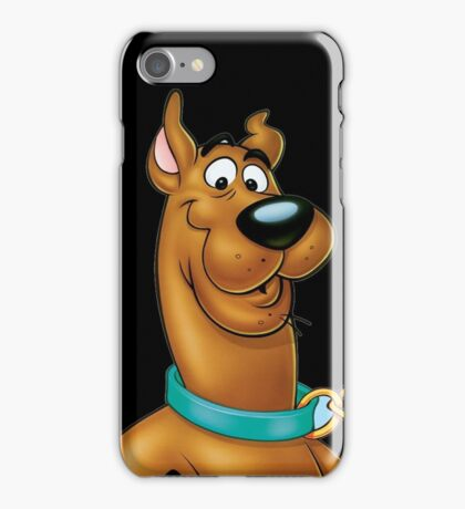 Natural Scooby Doo iPhone Case/Skin
