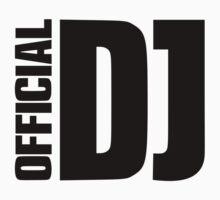 Official DJ One Piece - Short Sleeve