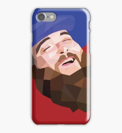 Action Bronson iPhone Case/Skin