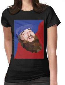 Action Bronson Womens Fitted T-Shirt