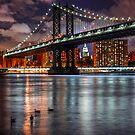 Manhattan Bridge by depsn1