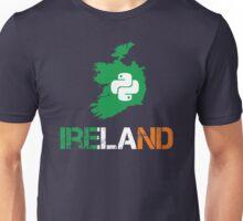 Python Ireland Programmer Gifts Unisex T-Shirt