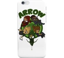 Arrow S3 Promo Poster Variant - Version 3 iPhone Case/Skin