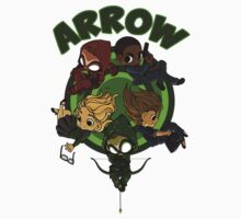 Arrow S3 Promo Poster Variant - Version 3 Kids Clothes