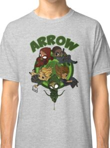 Arrow S3 Promo Poster Variant - Version 3 Classic T-Shirt