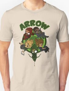 Arrow S3 Promo Poster Variant - Version 3 T-Shirt