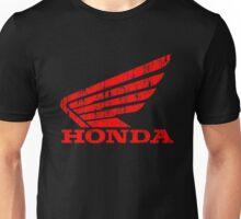 Honda Wing Grunge Unisex T-Shirt