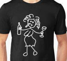 My (dysfunctional) Family T Shirt- Drunk Mum Unisex T-Shirt