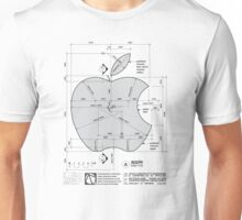 Apple Construction Dimensions Unisex T-Shirt