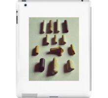 Sea things #2 iPad Case/Skin