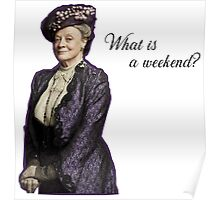 dowager Poster