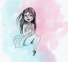 Girl in a dream by Bellaturgia