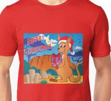 Aussie Outback Christmas Unisex T-Shirt