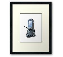 Dr Dalek Framed Print