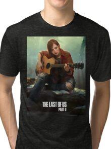 The Last of us Part 2 Ellie Tri-blend T-Shirt