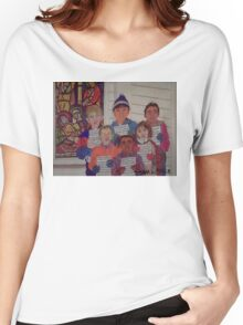 Carolers Women's Relaxed Fit T-Shirt