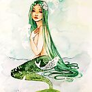Mermaid by NeverBird