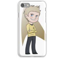 Chibi Kirk iPhone Case/Skin
