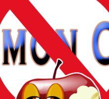 Make America Smart Again  - No Common Core Red Yellow and BlueTrump Funny T-Shirt Sticker