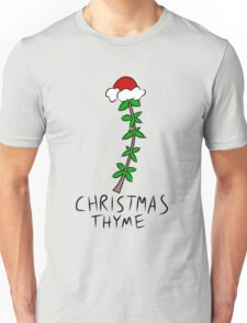 Christmas Thyme Unisex T-Shirt