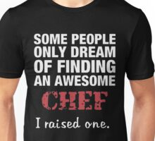 Chef Finding Unisex T-Shirt