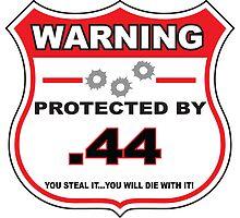 44mag Protected by 44mag Shield by gungifts