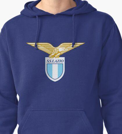 S.S. Lazio Logo Pullover Hoodie