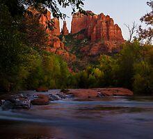 Oak Creek Canyon by BGSPhoto