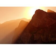 Morning Glory Photographic Print