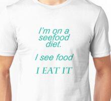 seefood diet Unisex T-Shirt