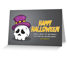Chilliam Shakesfear Greeting Card