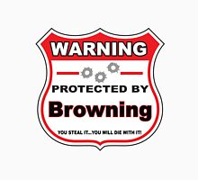 Browning Protected by Browning Shield Unisex T-Shirt