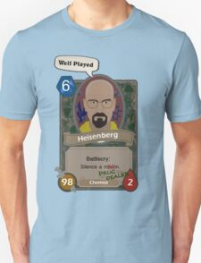 Breaking Bad Hearthstone graffiti T-Shirt