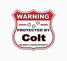 Colt Protected by Colt Shield Unisex T-Shirt