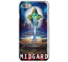Midgard Unger The Dome iPhone Case/Skin