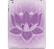 Lotus flower iPad Case/Skin
