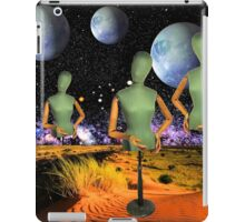 3 of a Kind iPad Case/Skin