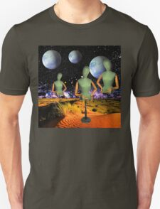3 of a Kind Unisex T-Shirt