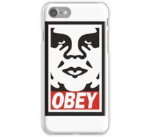 Obey The Giant iPhone Case/Skin