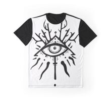 The Ever Gazing Eye Graphic T-Shirt
