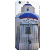 Glory Blue Santorini  iPhone Case/Skin