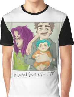 The Lupin Family Graphic T-Shirt