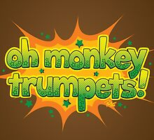 Oh Monkey Trumpets! by Paul-M-W
