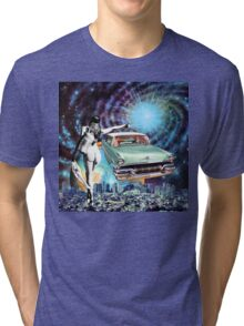 Nude Hitchhiker Tri-blend T-Shirt