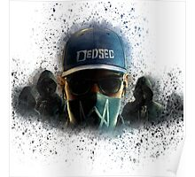 Watch dogs, Dedsec Poster