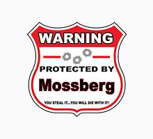 Mossberg Protected by Mossberg Shield Unisex T-Shirt