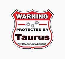 Taurus Protected by Taurus Unisex T-Shirt