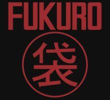 FUKURO (Red) by Greytel
