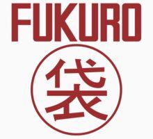 FUKURO (Red) Kids Tee