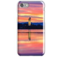 National Carillon Sunrise - Canberra iPhone Case/Skin